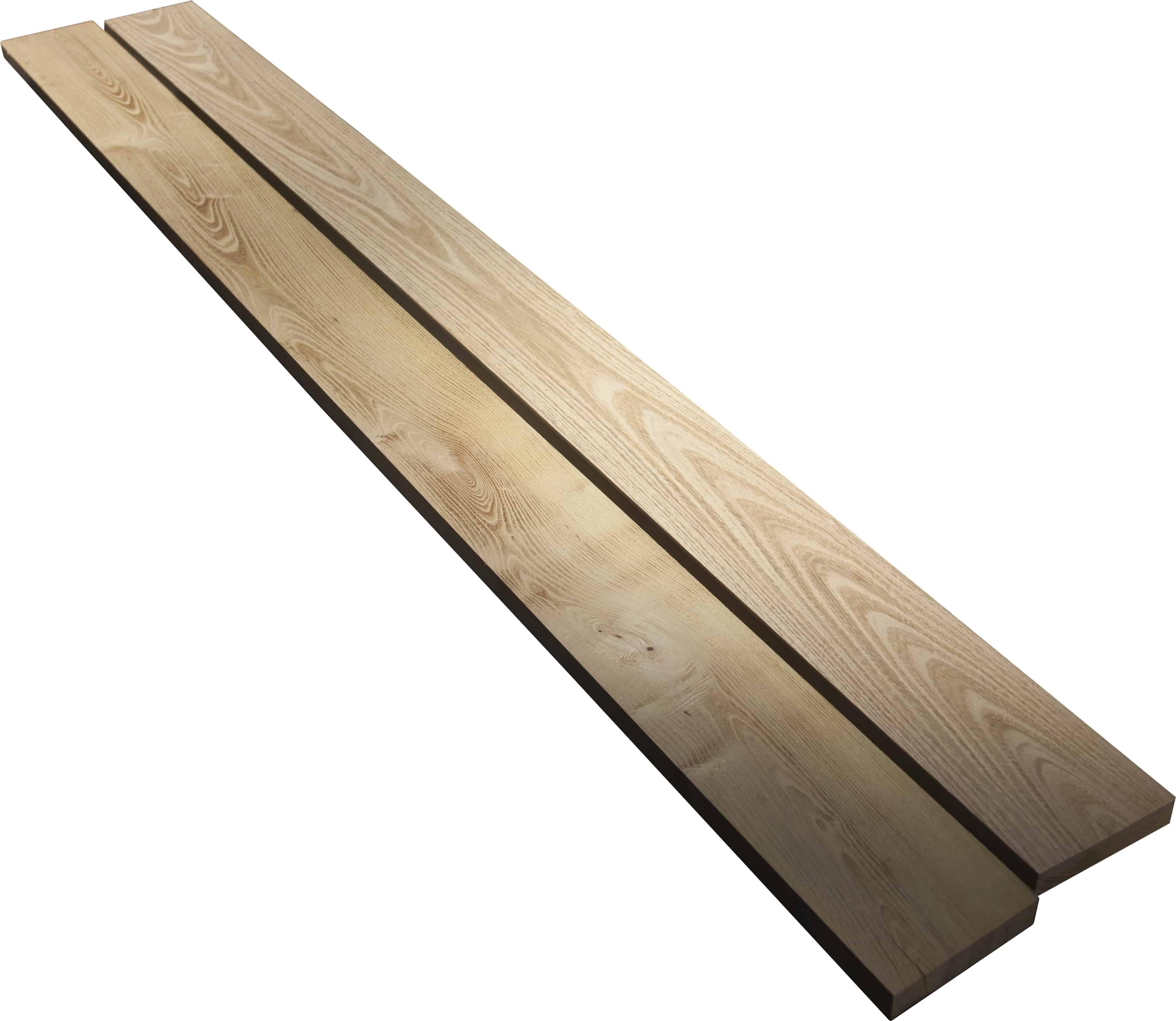 planche robinier rabotee sur mesure la fabrique a bois