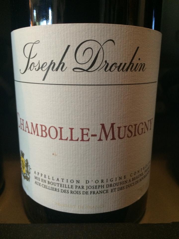 Domaine Joseph Drouhin - Chambolle-Musigny - Rouge