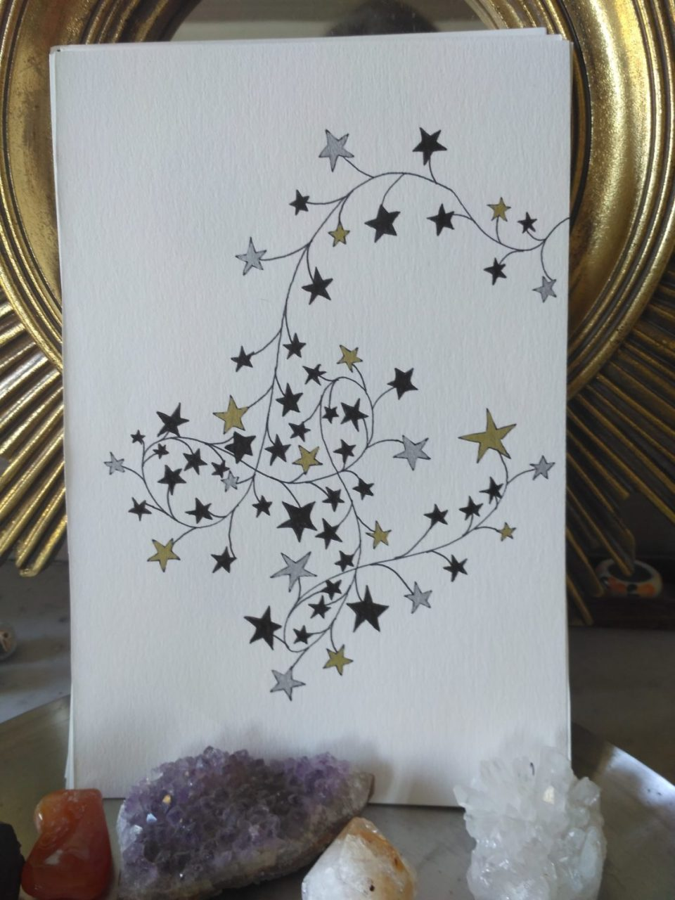inktober-étoiles