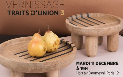 SAVE THE DATE: VERNISSAGE DE LA NOUVELLE COLLECTION