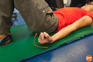 étirement de la chaîne des extenseurs du bras en récupération(2)
