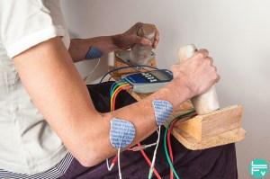 extenseurs et électrostimulation