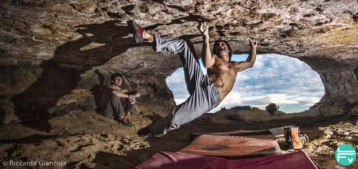 chris sharma - catalan witness the fitness