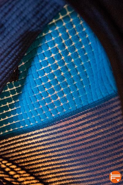 patagonia R1, textile non tissé respirant