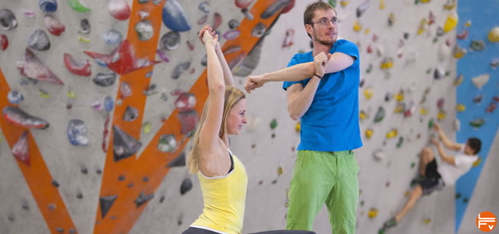 Warming Up Before Bouldering- How to Double Your Energy