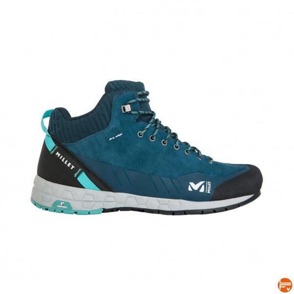 vos chaussons ou vos approche hautes-femme-bleu-amuri-leather-mid-dryedge-w