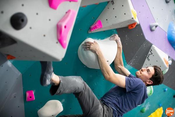 climbing goals training