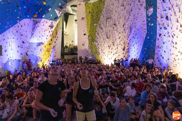 masters inauguration climbup angers fanny gibert escalade