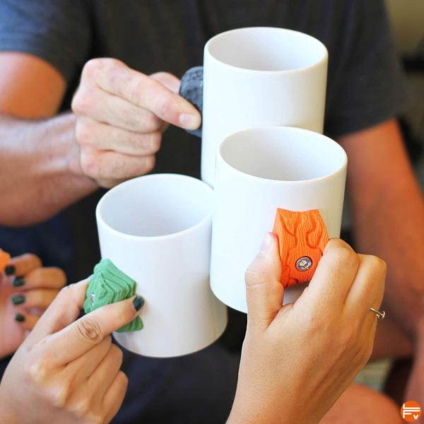 mug escalade yy vertical calendrier avent