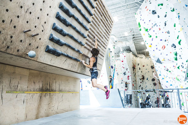 training for short climbers