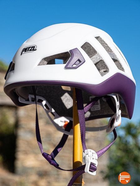 meteor petzl top and side label