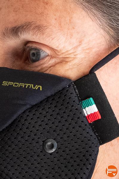 designe fashion stratos mask la sportiva