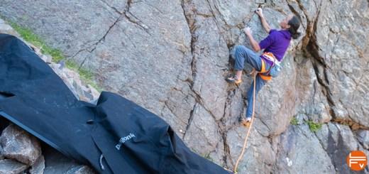 acensionist de Patagonia veste goretex escalade