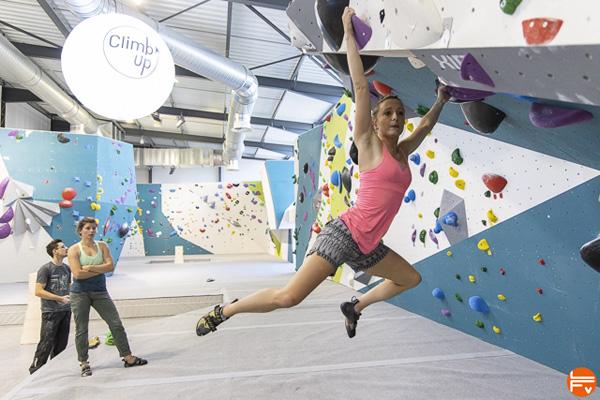 climb up salle escalade bloc