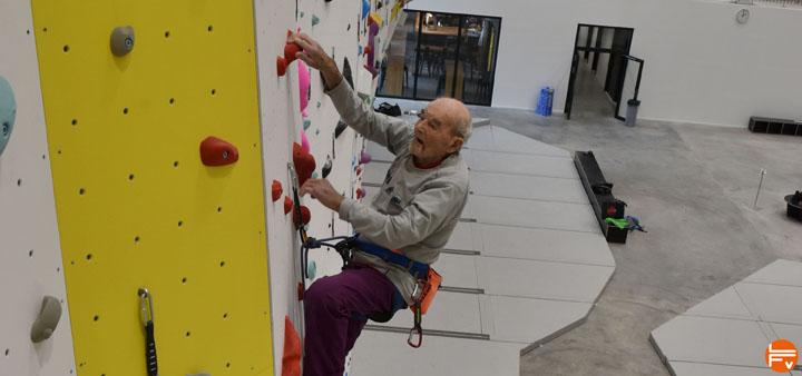 marcel remy escalade 98 ans
