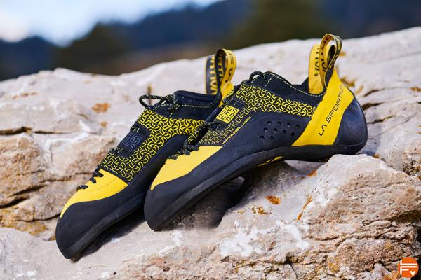 katana laces 22 la sportiva chaussons escalade falaise