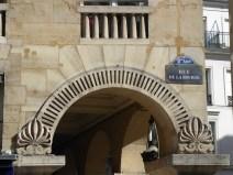 Arcade à glyphes et palmettes (Révolution Française)