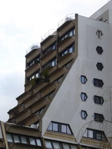 Balcons à foison (M. S. van Treeck)