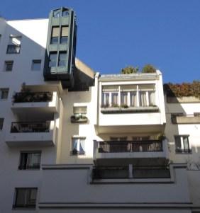 balcons + bow-window + échauguette (Bernard)