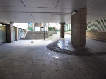Passage couvert et cheminements (Bernard)