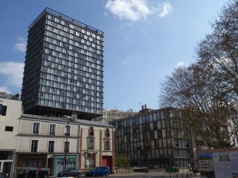Insertion urbaine (Albert)