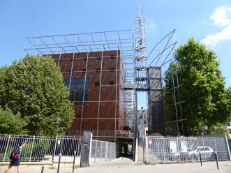 Vu de la rue (Architecture Studio)