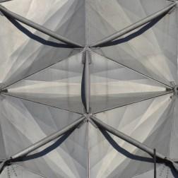 Un berceau (P. Dufau & R. Buckminster Fuller)