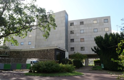 Vue nord-ouest (Le Corbusier)