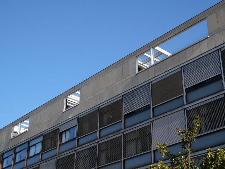 Un toit ouvert sur le ciel (Le Corbusier)