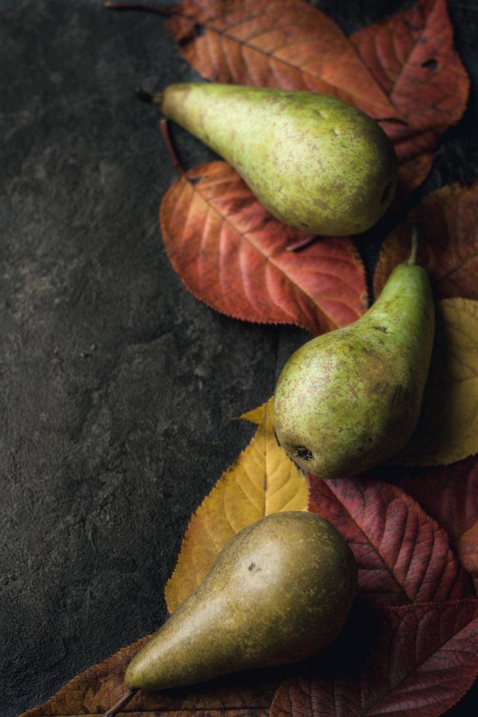 Jus poire, pomme, orange | www.lafaimestproche.com