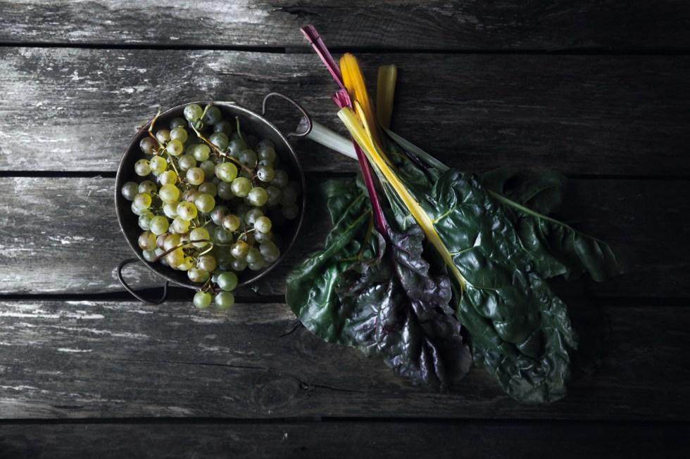 Jus raisin, blettes et concombre | www.lafaimestproche.com