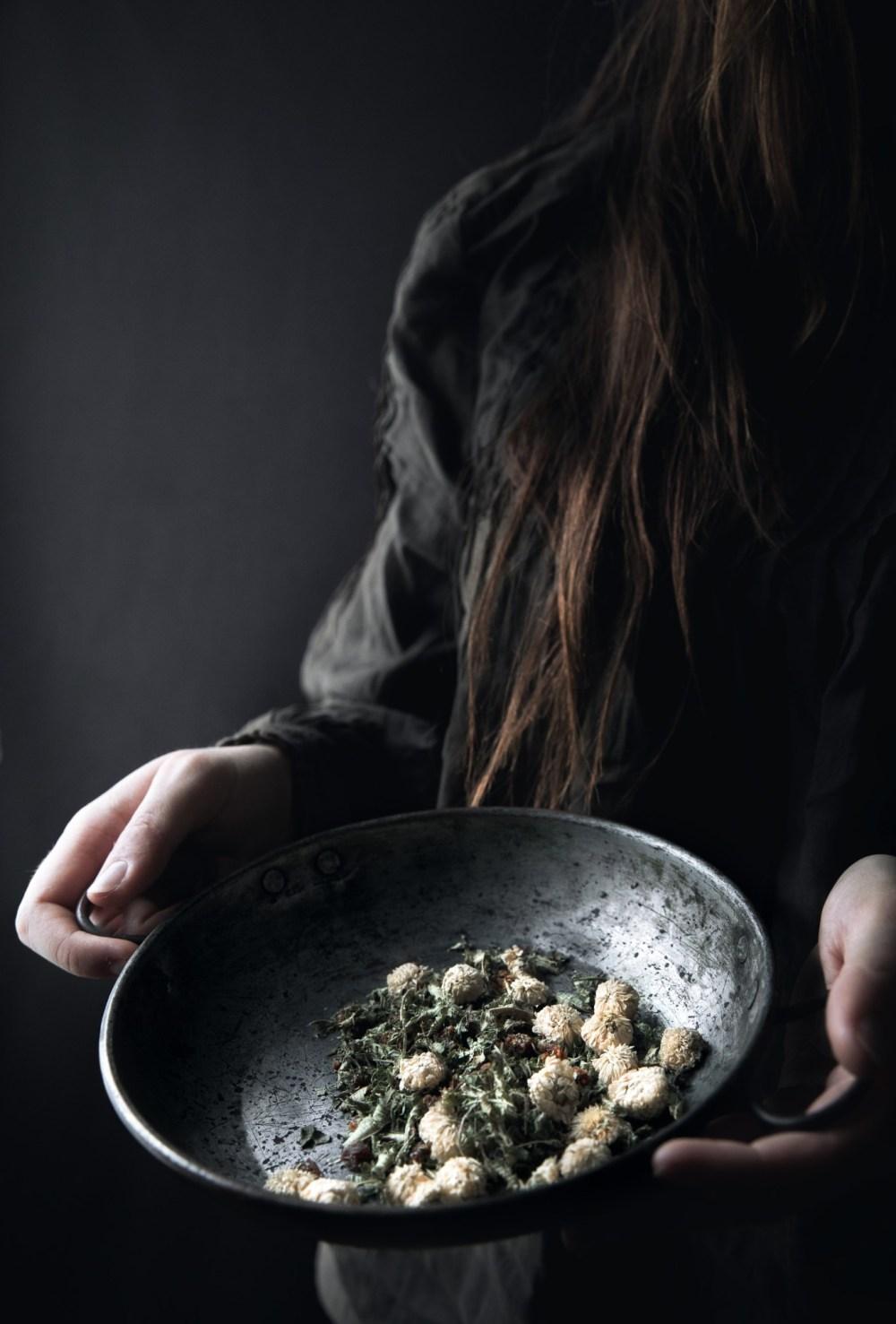 Infusion maison camomille, figue et verveine | www.lafaimestproche.com