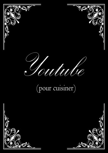 Youtube cuisine