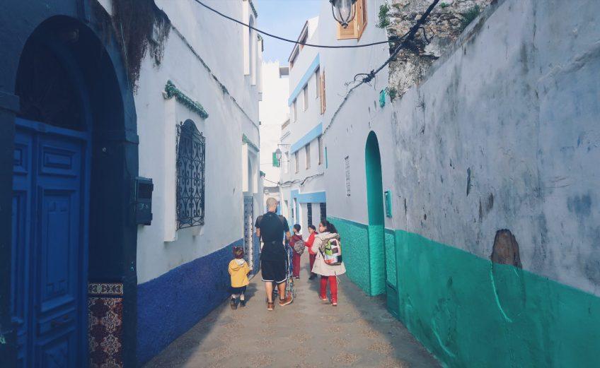Promenade à Assilah