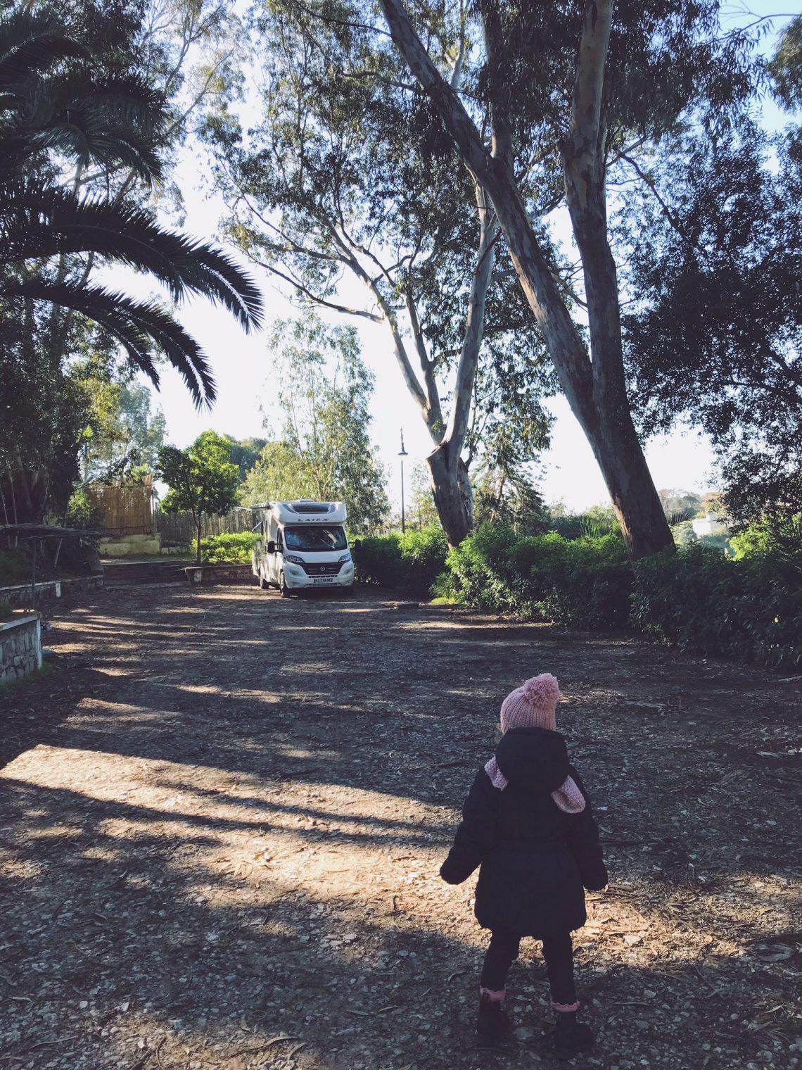 Tanger camping miramonte