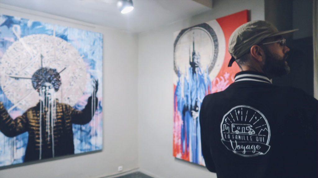 Galerie Nadar, exposition Yann Chatelin