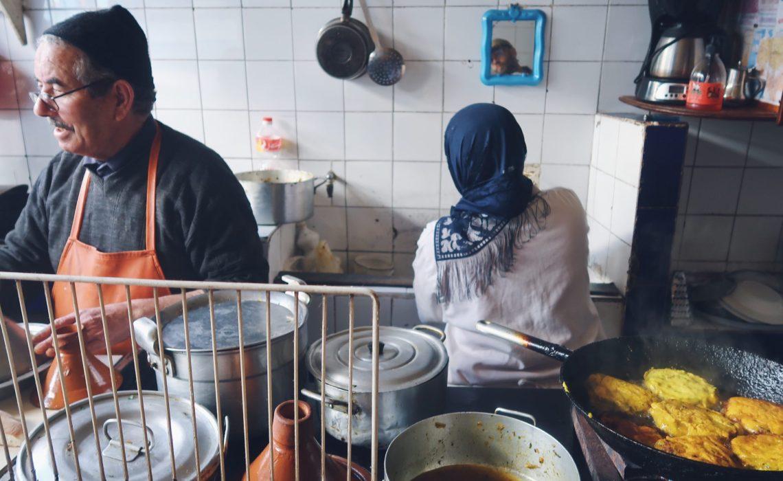 Chez Mohamed à Essaouira