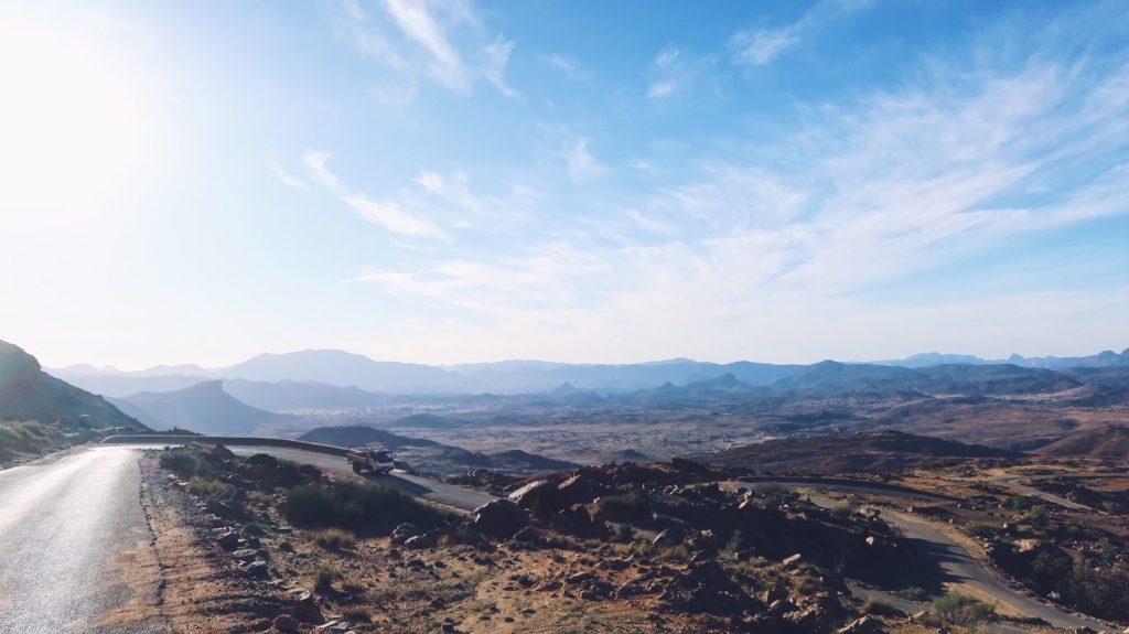 Voyage au Maroc alentours de Tafraout