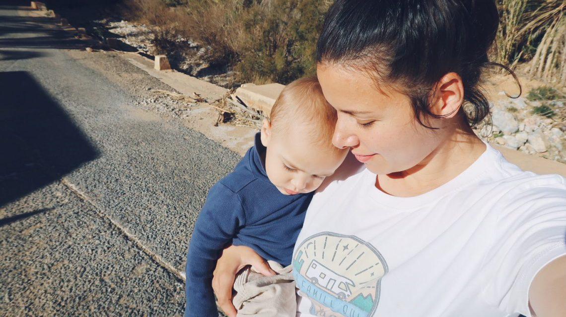 Voyage au Maroc gorges d'ait mansour la famille qui voyage