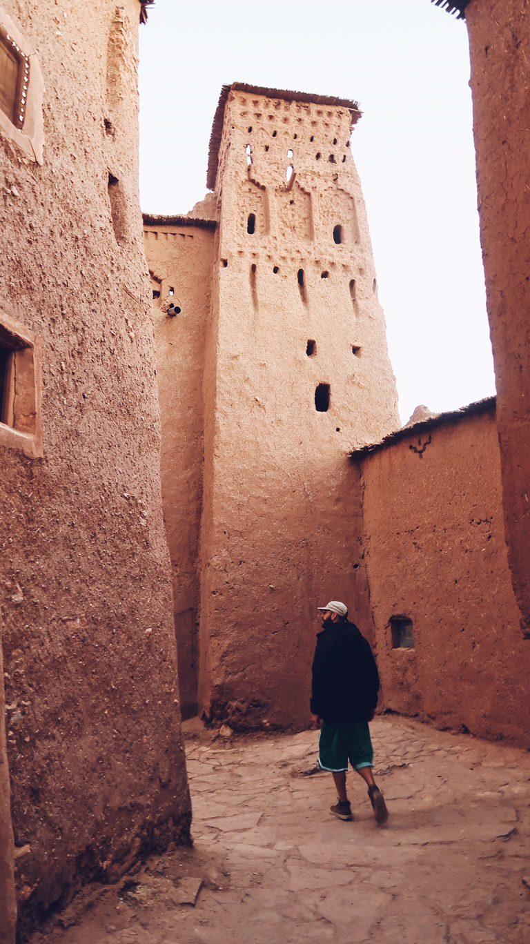 Voyage au Maroc Aït Ben Haddou, découverte du Ksar