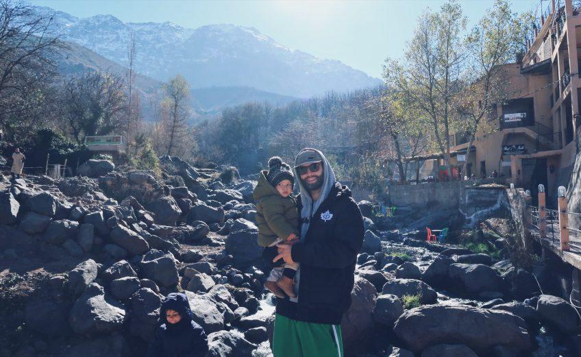 Voyage au Maroc Imlil en famille
