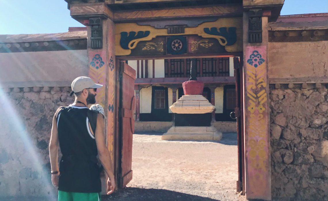 Voyage au Maroc Atlas Studios pagoda