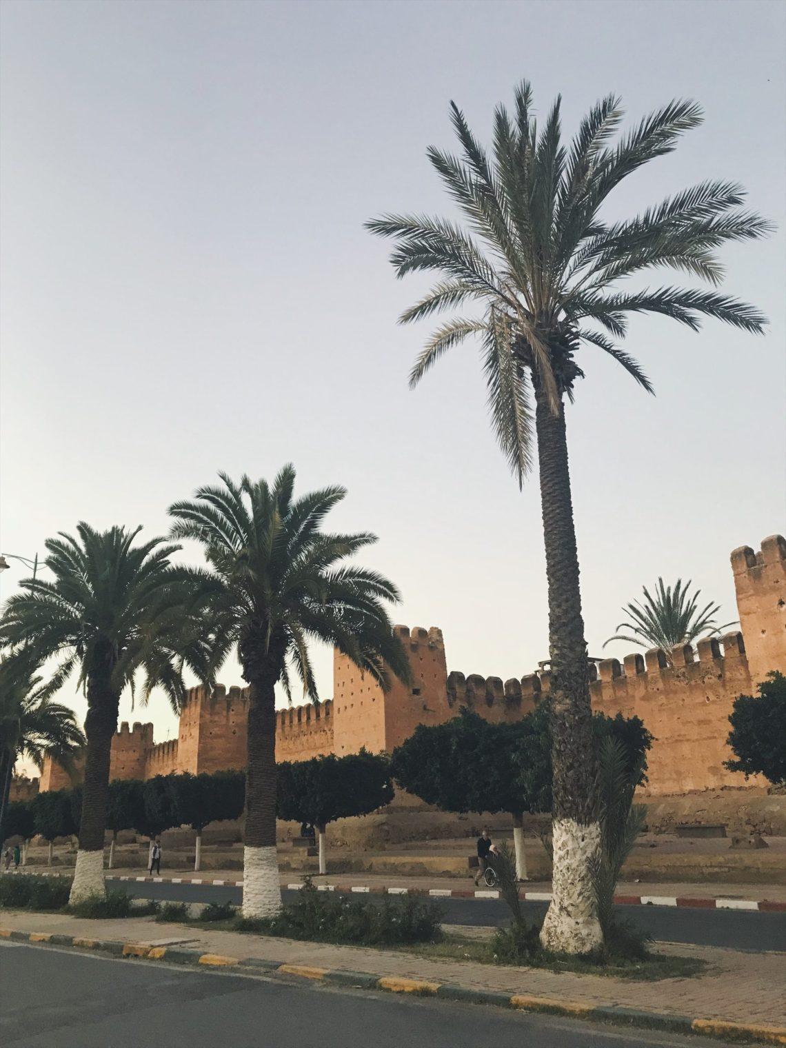 Voyage au Maroc Taroudant forteresse