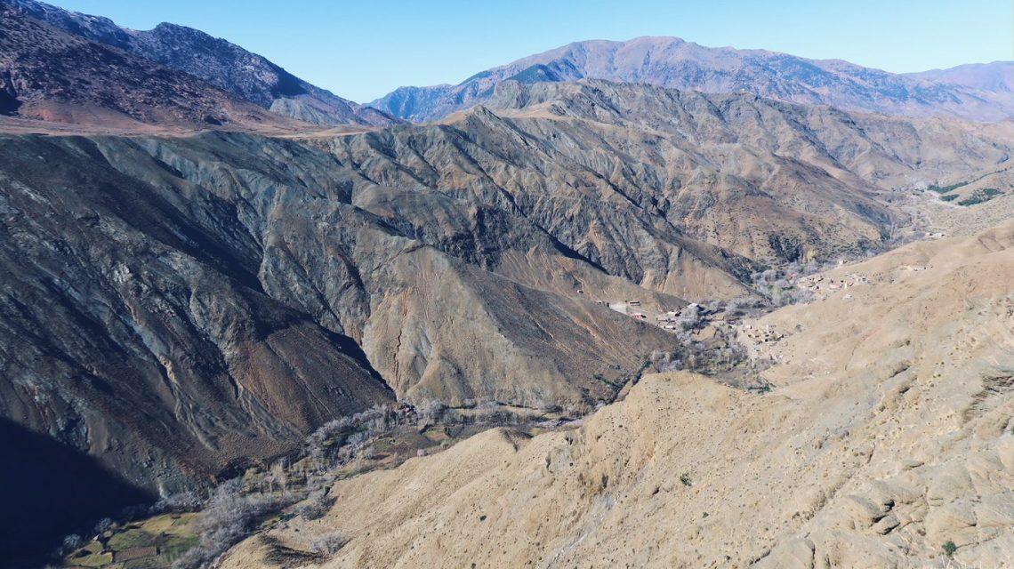 Voyage au Maroc Tizi n'Tichka vallée