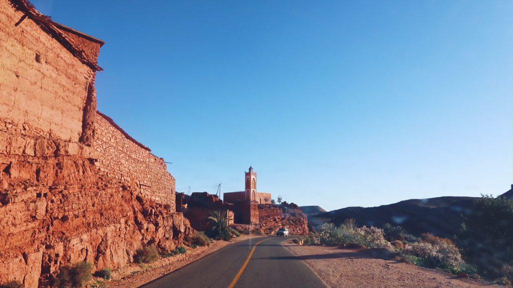 Voyage au Maroc Tizi n'Tichka villages