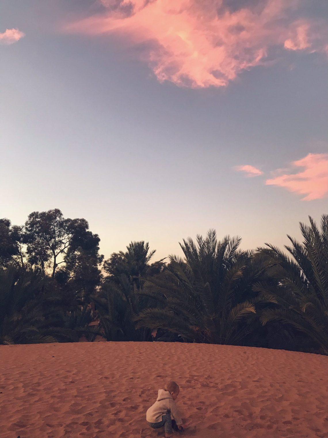 Voyage au Maroc Desert Sahara Erg Chegaga Mhamid carrefour des nomades
