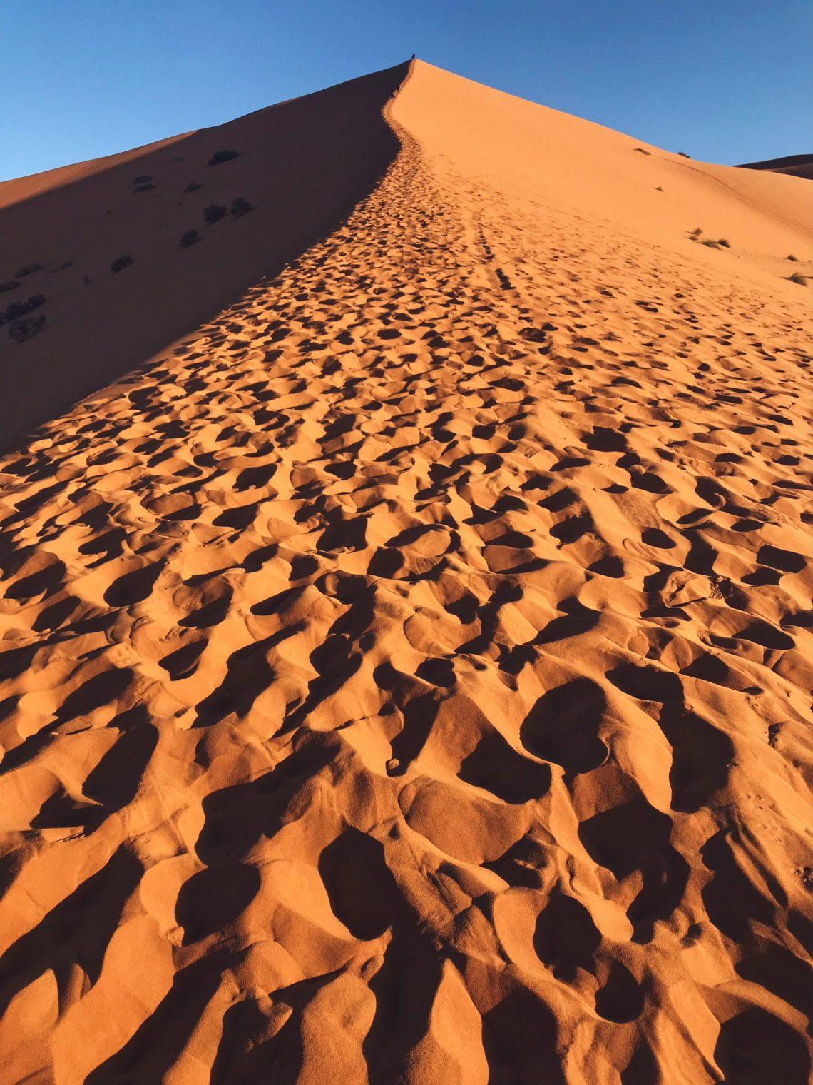 Voyage au Maroc désert de Sahara Merzouga