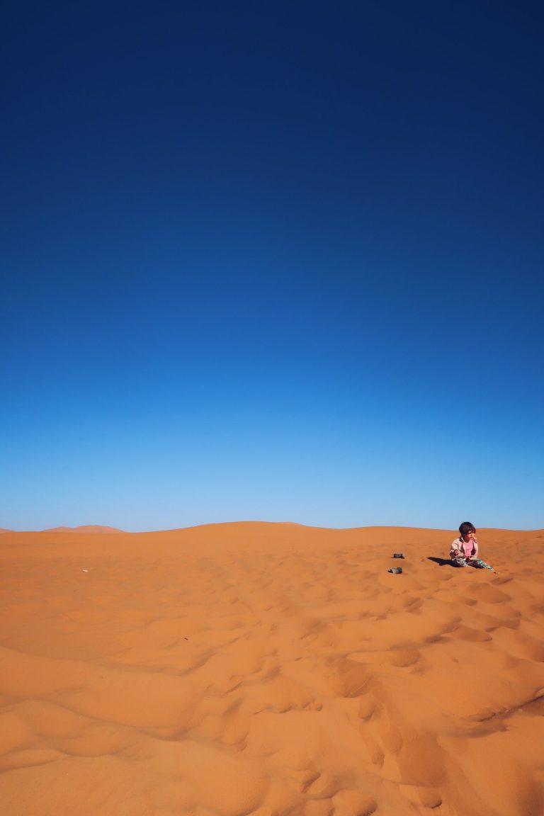 Voyage au Maroc désert de Sahara Merzouga les dunes