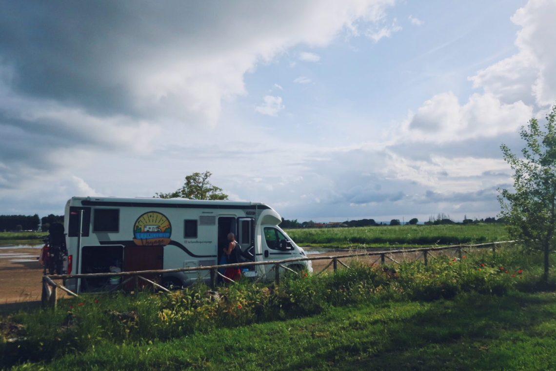 Voyager à long terme en camping-car: le côté pratique bivouac