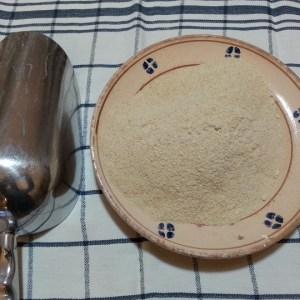 farina di grano khorasan